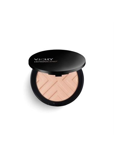 Vichy Vichy Dermablend Covermatte 25 Nude Compact Powder Fondöten 9.5 gr Ten